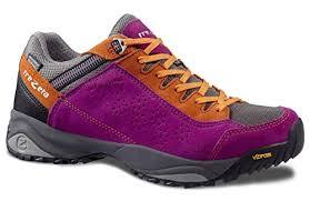 Trezeta Shoes Indigo Ws Wp Pink Orange 38 5 Uk
