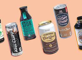 I also enjoyed the stok cold brew iced coffee not too sweet black where you can definitely drink that straight and not worry about extra calories from milk or sweetners. Best Bottled Cold Brew Coffee Blue Bottle Stok Kill Cliff Stumptown More Thrillist