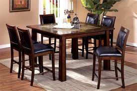 image of high top dining table design ideas