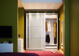 Modern Cupboard Designs For Bedrooms Modern Television In Yellow Green Wall And Red Rug With Gorgeous