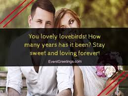 40 Best Happy Wedding Anniversary Wishes To A Couple Events Greetings Stunning Lovely Couples Images With Quotes
