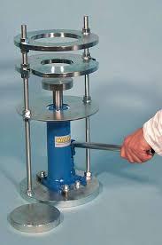 universal extruder sample extruder