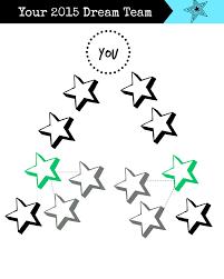 Diamond Diagram Beachbody Superstars