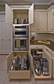 Cabinet Kitchen Organizer Organization
