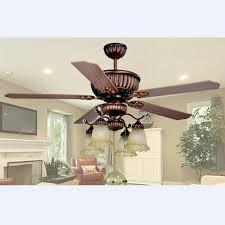 ceiling fan european retro glass wood ceiling fan light dining room pendant light remote control light l 1320mm h 600mm european ceiling fan retro pendant