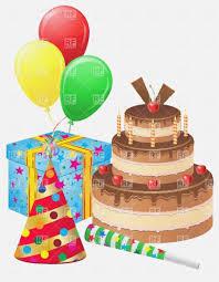 Happy Birthday Cake Flowers And Balloons Images Freshbirthdaycakesgq