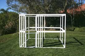 garden enclosure. Garden Enclosure Kits / 6x8x8