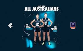 Check spelling or type a new query. Two Game Changers Named In Aflw All Australian Team