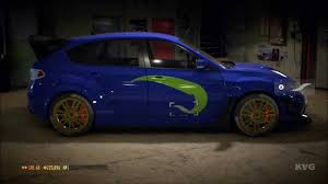 Need For Speed 2015 - Subaru Impreza WRS STi 2010 - Tuning & Free ...