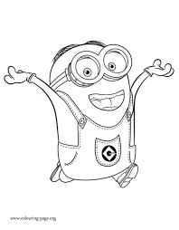 94fb441b1b10f81518df11f264d2bc05 dave is an intelligent and funny minion have fun coloring this on perdue printable coupons