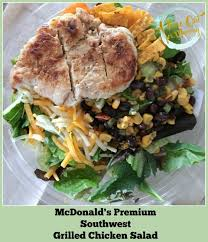 typically fast food grilled en isn t the most palatable choice on the menu but mcdonald s has reved their recipes to bring better options to the