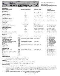 Guidelines For Writing A Thesis Prospectus Department Of Resume