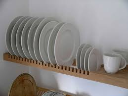 Wooden Plate Racks For Kitchens 25 Best Ideas About Plate Racks On Pinterest Cabinet Plate Rack