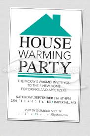 House Warming Party invite. Invitations ...