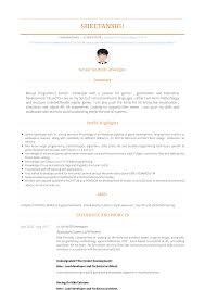 Architectural Designer Resume Job Description Animator Resume Samples And Templates Visualcv