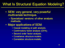what is structural equation modeling