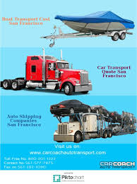 Auto Shipping Quote Impressive Get Instant Car Transport Quote San Francisco Car Coach Auto