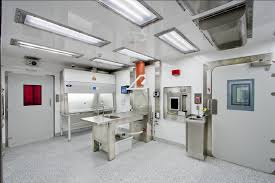 Biosafety Level 3 Laboratory Design Absl 3 Laboratories Life Science Labs Germfree