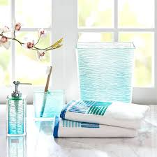 blue glass bathroom accessories. Wondrous Blue Glass Bathroom Accessories Inspiring Contemporary Dazzling U