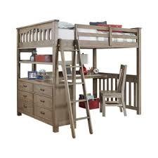 loft bed with desk and dresser. Contemporary Dresser Quickview On Loft Bed With Desk And Dresser Wayfaircom
