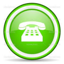 Resultado de imagem para simbolo de telefone fixo