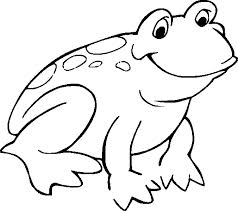 Small Picture Action coloring pages frog Frogs Coloring Pages Free Frog 2 Page