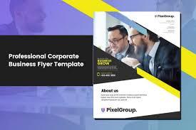 20 Business Flyer Templates Word Psd Design Shack