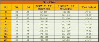 Height Weight Waist Size Chart Shapeitoff Size Chart Shapewear For Anywhere