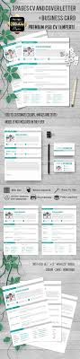 Cool Resume Template In Psd Bonus By Elegantflyer