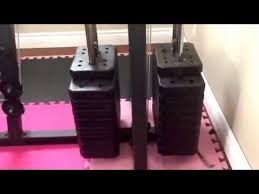 Weider 8530 Weight Chart Weilder 8530 Home Gym System Youtube