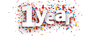 Image result for Blog anniversary graphic
