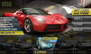3d drag race 2 for android free download at apk here store