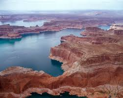 Lake Powell Water Level Chart Lake Powells Water Levels On The Rise For Now The Daily