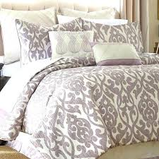 damask bedding sets add a touch of cottage chic style to your master suite or guest