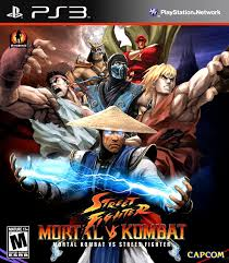 mortal kombat vs street fighter teased we know test your might