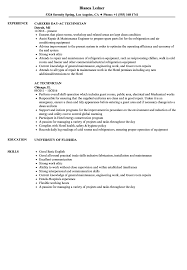 Sample Veterinary Technician Resume Resume It Pics Examples