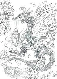 Dragon Coloring Pages Printable Free Baby Dragon Ng Pages Printable