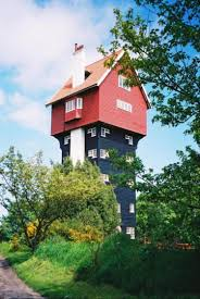 Water Tower Home Water Towers Converted Into Oddly Appealing Homes 28 Pics
