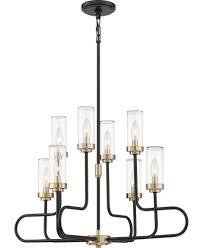 Wage Lighting Design Tenor Chandelier By Quoizel Tnr5008ek In 2019 Wage