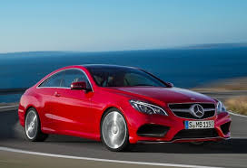 E350 2dr coupe (3.5l 6cyl 7a), e350 4matic 2dr coupe awd (3.5l 6cyl 7a), and e550 2dr coupe (4.7l 8cyl turbo 7a). Mercedes Benz E 500 Coupe Amg Sports Package Worldwide C207 2013 16