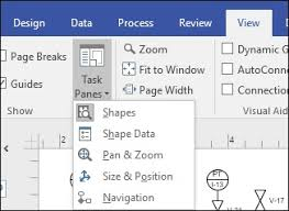 In microsoft office visio 2003, when your drawing contains objects that use a dashed or a dotted line how do i get rid of the dotted line in visio? Microsoft Visio Quick Guide Tutorialspoint