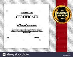 Sample Certificate Award Certificate Template Background Award Diploma Design Blank