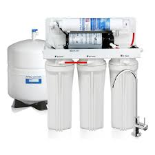 Home Reverse Osmosis Drinking Water System Apec Water Systems Ultimate Electric Pumped 45 Gpd 5 Stage Reverse