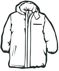 Small Picture Coat Winter Clothes Coloring Pages to print for kids Denenecek