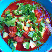 posole rojo with pork keviniscooking