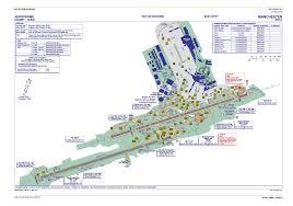 Egcc Manchester Airport Opennav