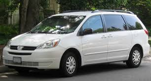 Manual Download: Toyota Sienna Pocket reference guide 2005