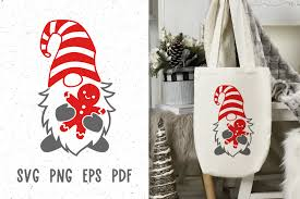 Nisse is derived from the name nils which is the scandinavian form of nicholas. source. Christmas Gnome Svg Files For Cricut Graphic By Greenwolf Art Creative Fabrica