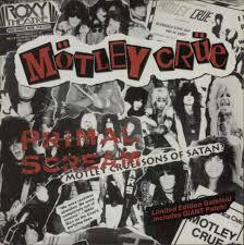 Motley Crue - Primal Scream + Patch - Amazon.com Music