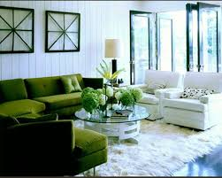 115 Best Green And White Rooms Images On Pinterest  Bedrooms Green And White Living Room Ideas